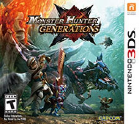 Monster Hunter Generations  | Gamers Paradise