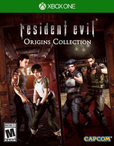 Resident Evil Origins Collection  | Gamers Paradise