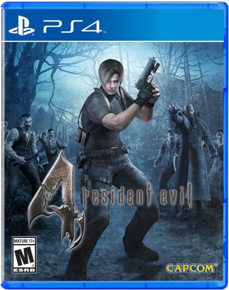 Resident Evil 4 HD  | Gamers Paradise