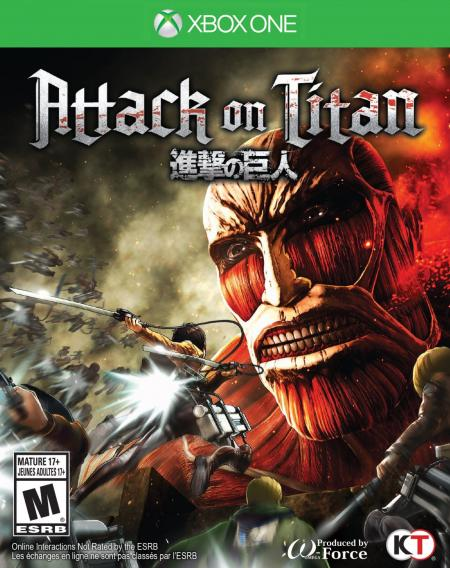 Attack on Titan  | Gamers Paradise