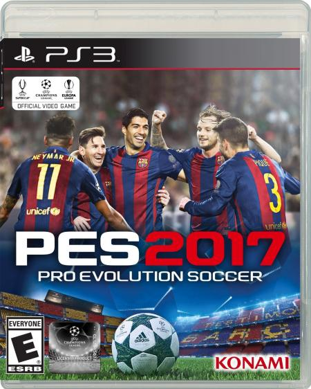 Pro Evolution Soccer 2017  | Gamers Paradise