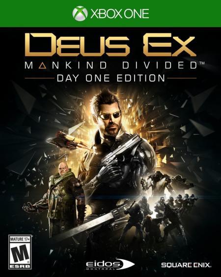 Deus Ex Mankind Divided  | Gamers Paradise