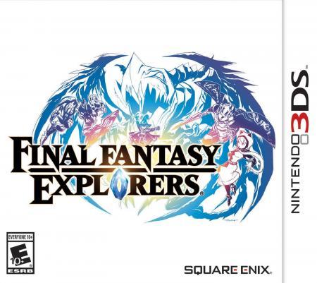 Final Fantasy Explorers  | Gamers Paradise