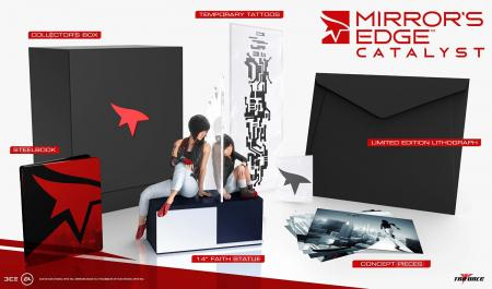 Mirror's Edge Catalyst Collector's Edition  | Gamers Paradise