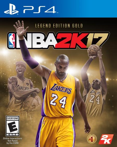 NBA 2K17 Legends Gold  | Gamers Paradise