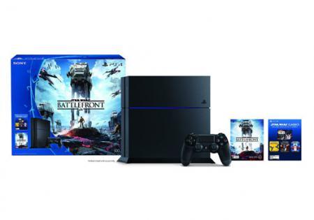 PS4 500GB Hardware Bundle Star Wars Battlefront    Gamers Paradise