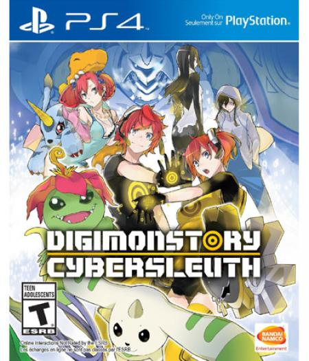 Digimon Story Cyber Sleuth  | Gamers Paradise
