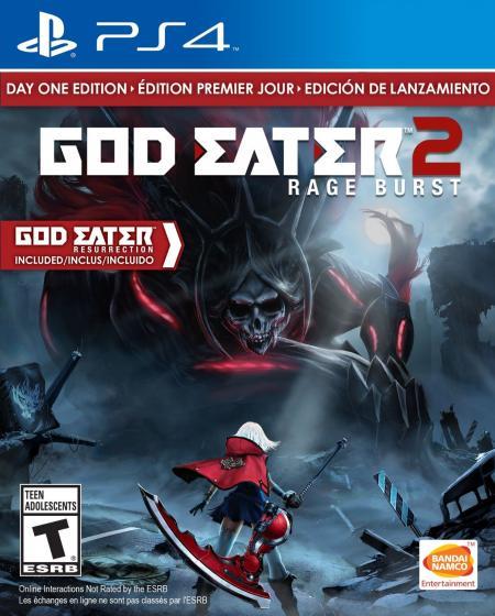 God Eater 2: Rage Burst  | Gamers Paradise