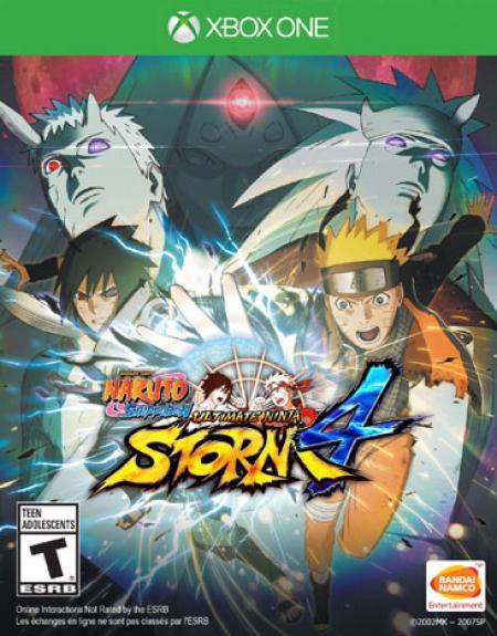Naruto Shippuden: Ultimate Ninja Storm 4  | Gamers Paradise