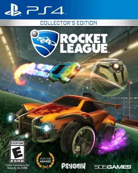 Rocket League - Collector's Edition  | Gamers Paradise
