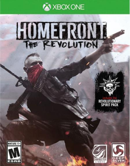 Homefront: The Revolution  | Gamers Paradise