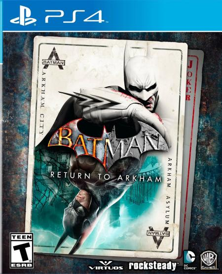 Batman: Return to Arkham  | Gamers Paradise