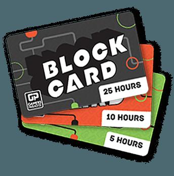Block Cards | Gamers Paradise