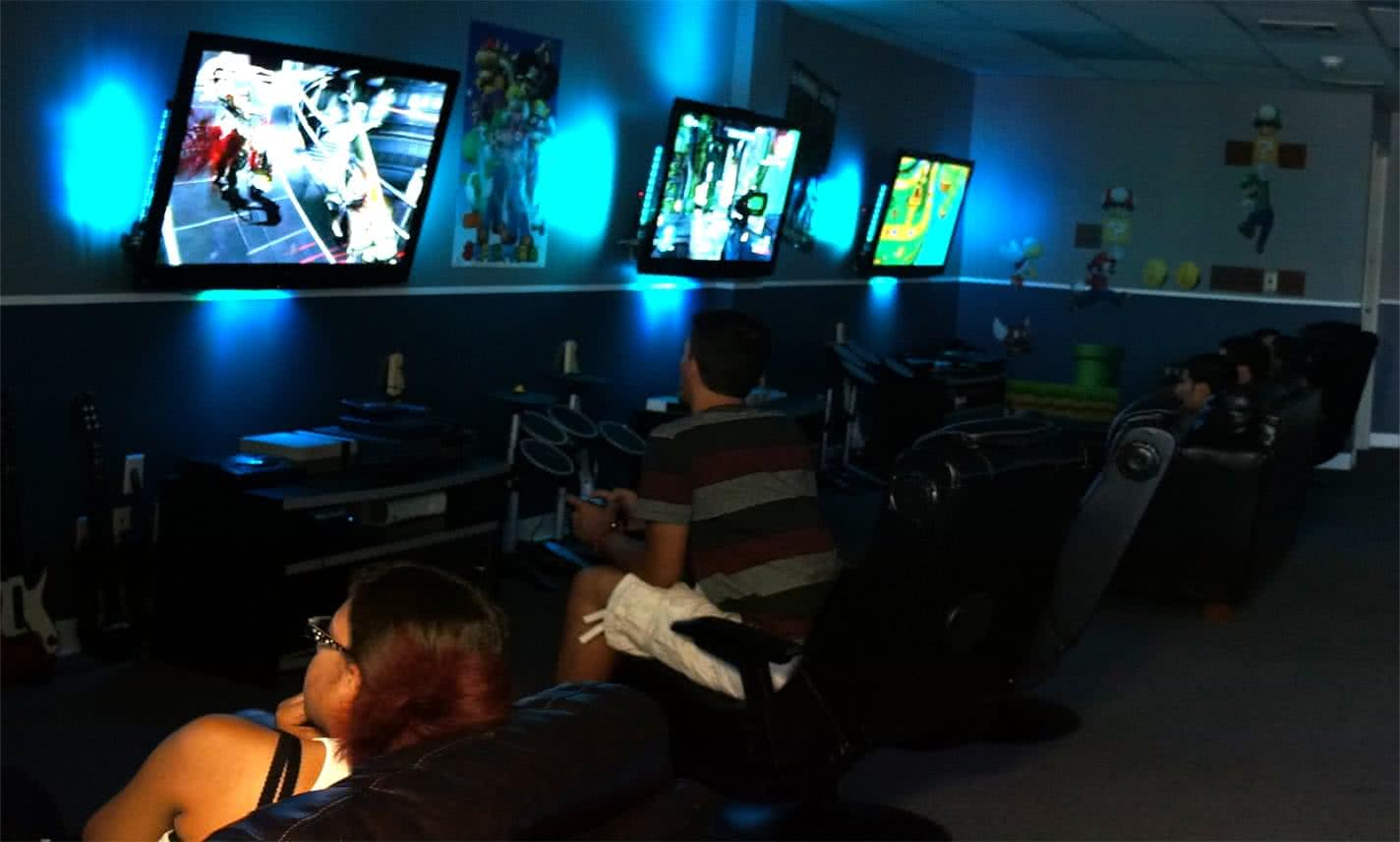 Gaming Cafe San Jose
