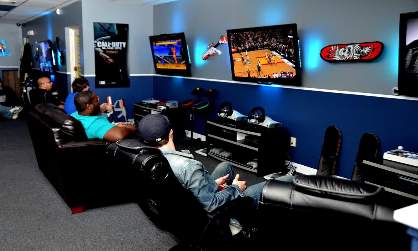 Modern Game Room Chairs