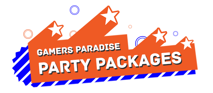 In Store Video Game Parties | Gamers Paradise