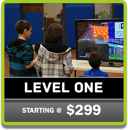 Level 1 GP on the Go Video Game Parties | Gamers Paradise