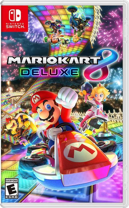 Mario Kart 8 Deluxe  | Gamers Paradise