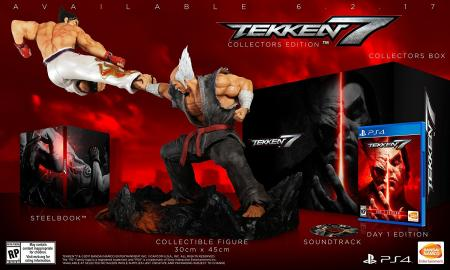 Tekken 7 - Collector's Edition  | Gamers Paradise