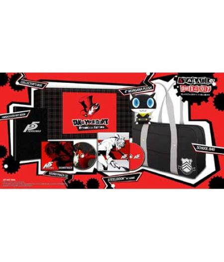 Persona 5 - Take Your Heart Premium Edition  | Gamers Paradise
