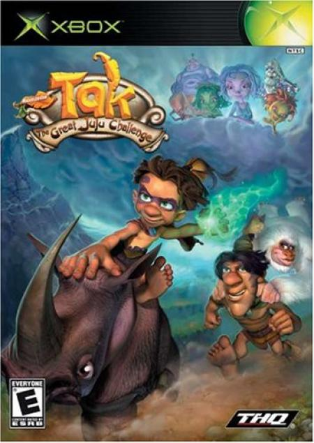 Tak: The Great Juju Challenge