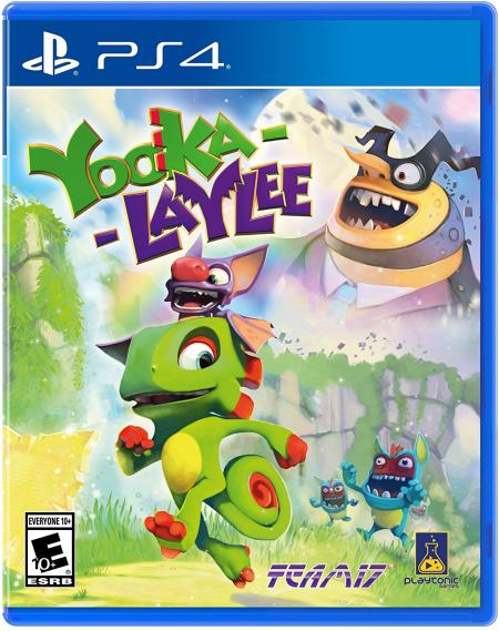 Yooka-Laylee  | Gamers Paradise