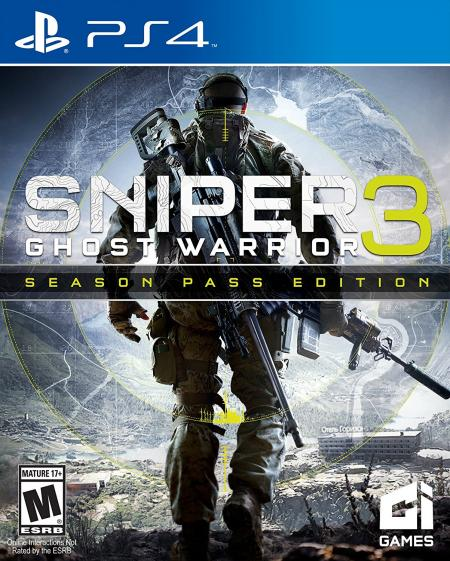 Sniper Ghost Warrior 3 - Season Pass Edition  | Gamers Paradise
