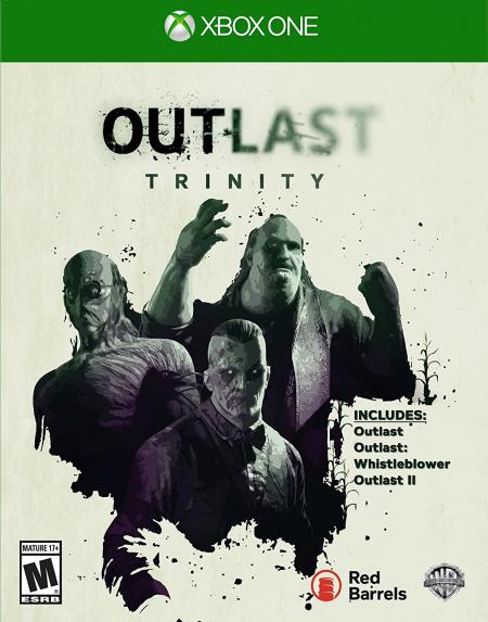 Outlast Trinity  | Gamers Paradise