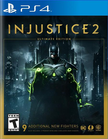 Injustice 2 Ultimate Edition  | Gamers Paradise