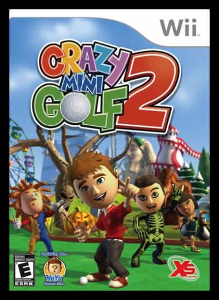 Crazy Mini Golf 2