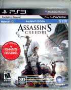 Assassin's Creed III: Walmart Edition