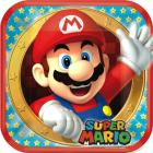 Super Mario Brothers Square Plates, 9