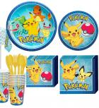 Pokemon Party Bundle for 8 Guests