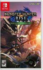 Monster Hunter: Rise - Deluxe Edition