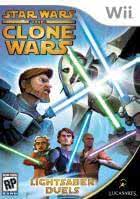 Star Wars: The Clone Wars - Lightsaber Duels