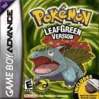 Pokemon LeafGreen Version