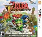 Legend Of Zelda: Triforce Heroes