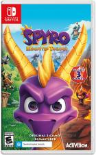 Spyro Reignited Trilogy (Spyro/Spyro 2/Year Of The Dragon)