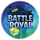 Battle Royal Round Plates, 9
