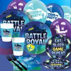 Battle Royal Party Bundle for 8 Guests
