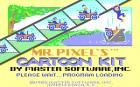Mr. Pixel's Cartoon Kit