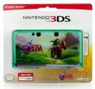 Legend of Zelda Ocarina of Time 3DS Case (Crystal Armor)