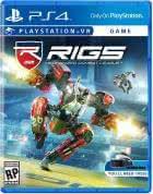 Rigs Mechanized Combat League VR