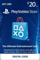 PSN Live Card $20