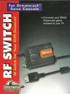 Pelican RF Switch for Dreamcast