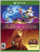 Aladdin & The Lion King-Disney Classic Games