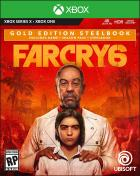 Far Cry 6 - Gold Steelbook Edition