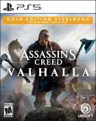 Assassin's Creed Valhalla - Gold Steelbook Edition