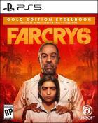 Far Cry 6 - Gold Steelbook Edition