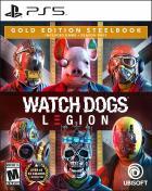 Watch Dogs: Legion - Gold Steelbook Edition